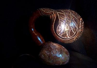 Designer lamp De Grass